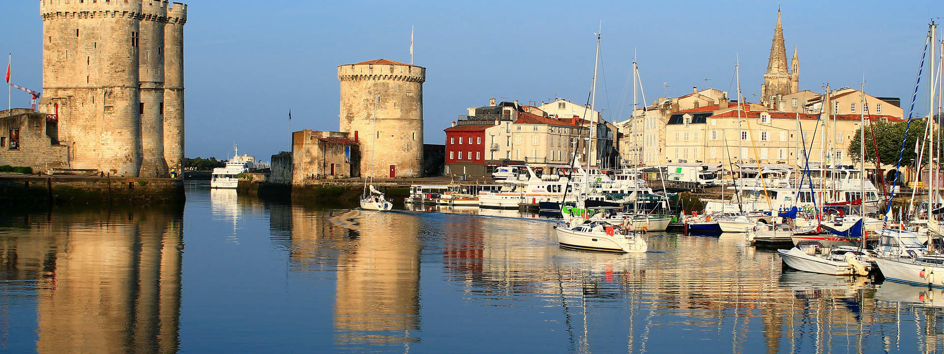 Choose the perfect hotel for a memorable family holiday in La Rochelle