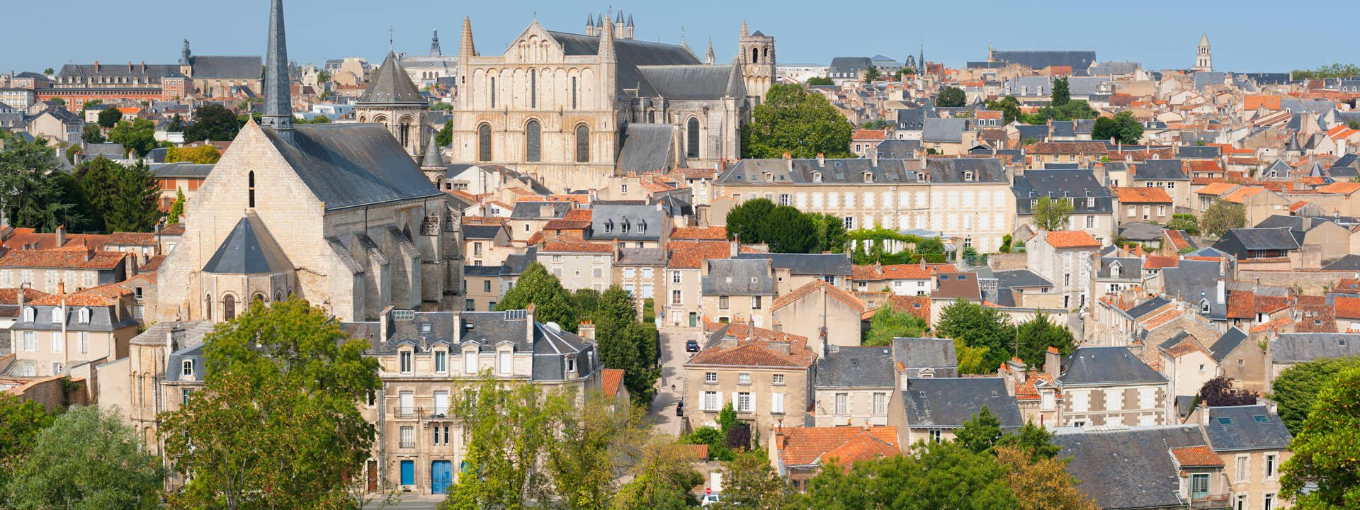 Your travel guide to Poitou Charentes