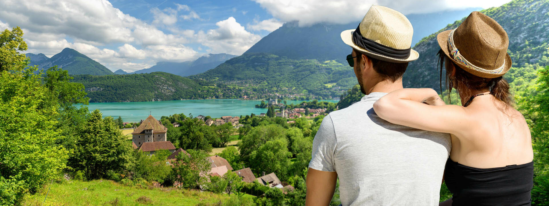 How to spend a romantic weekend in Annecy