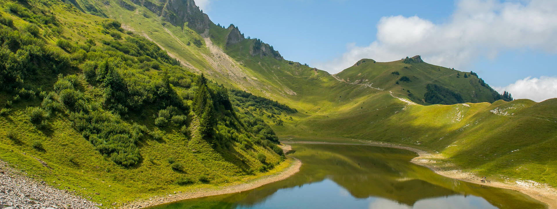 The best Auvergne-Rhône Alps Lakes for a weekend away