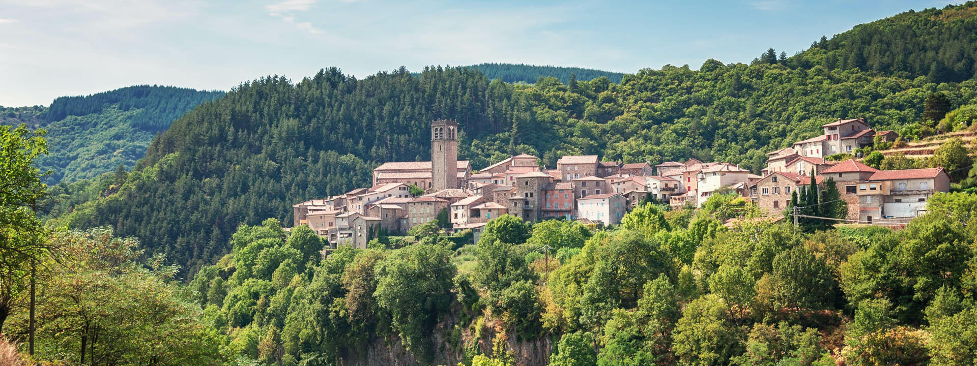 Discover the caves and history of the Ardèche