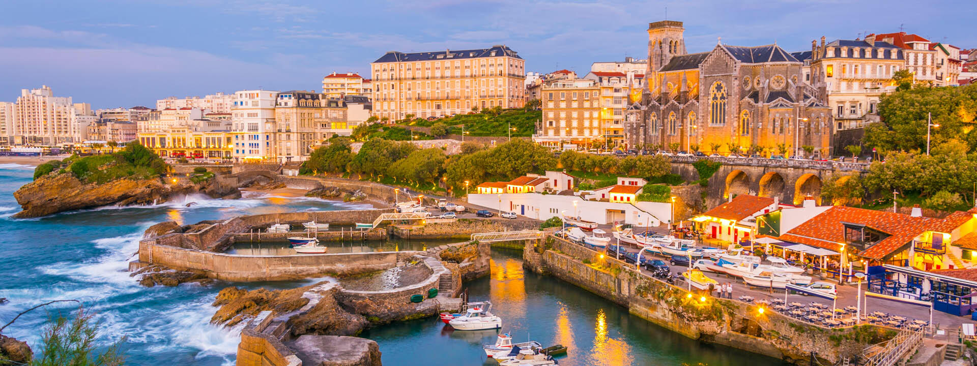 How to spend the perfect family holidays in Biarritz