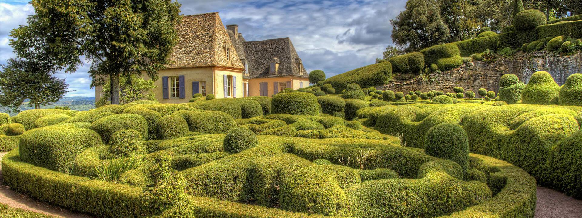 Five Unmissable Gardens in the Dordogne
