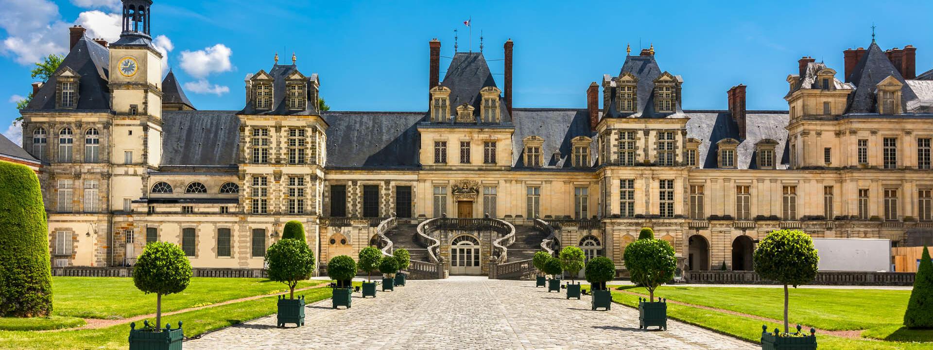 Castles around Île-de-France you must visit