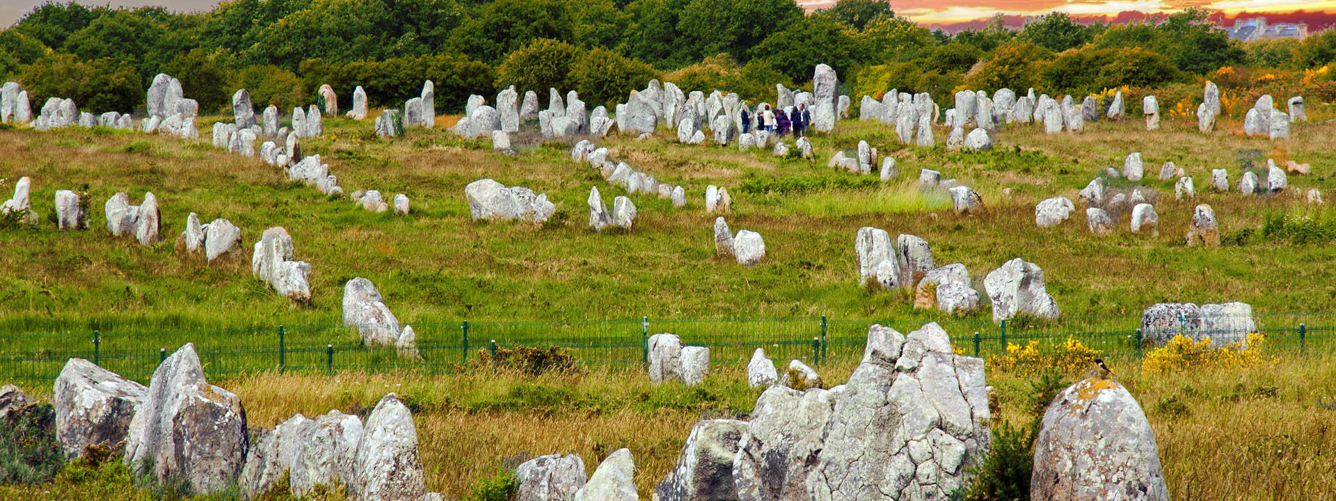 Menhirs and megaliths: exploring the stones of Brittany