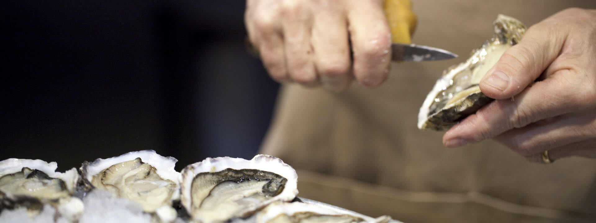 An oyster lover's guide to Brittany