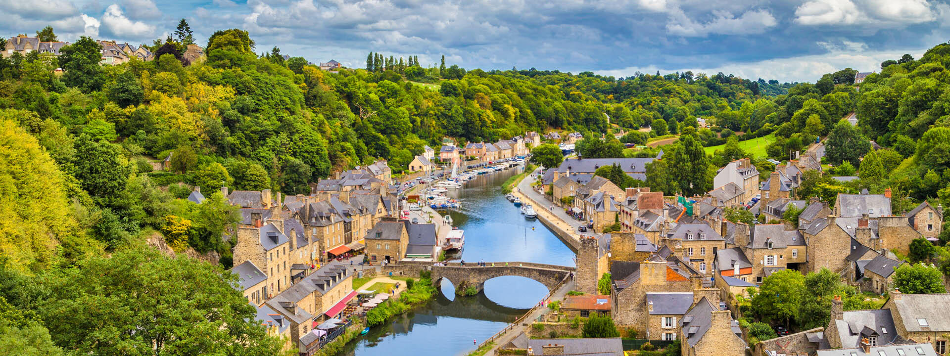 Beautiful walled cities to explore in Brittany