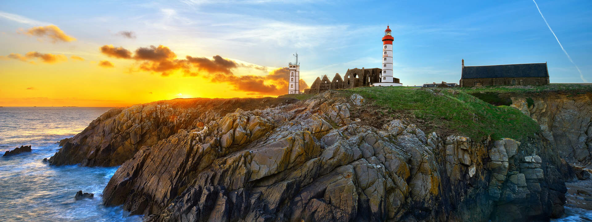 Shining a light on Brittany's lighthouses