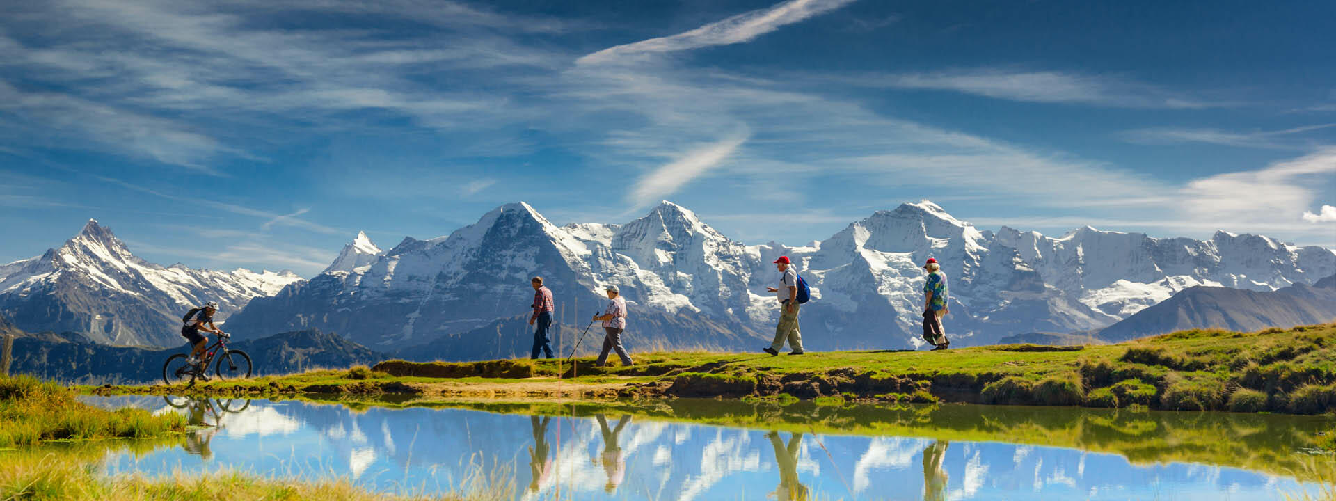 Top hiking destinations in Europe