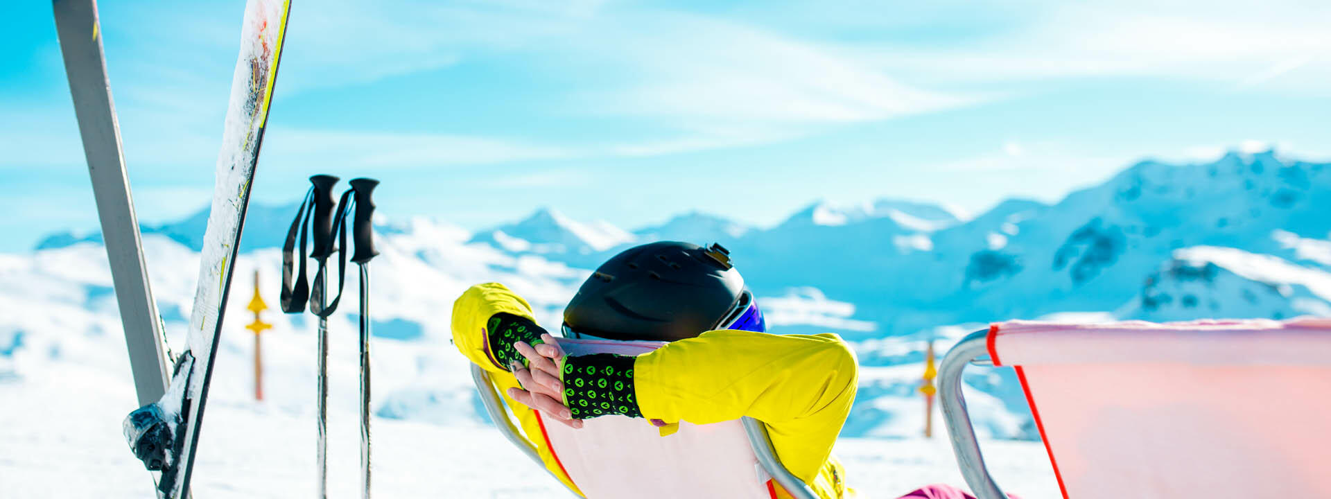 Winter holidays in the Alps for adventure seekers