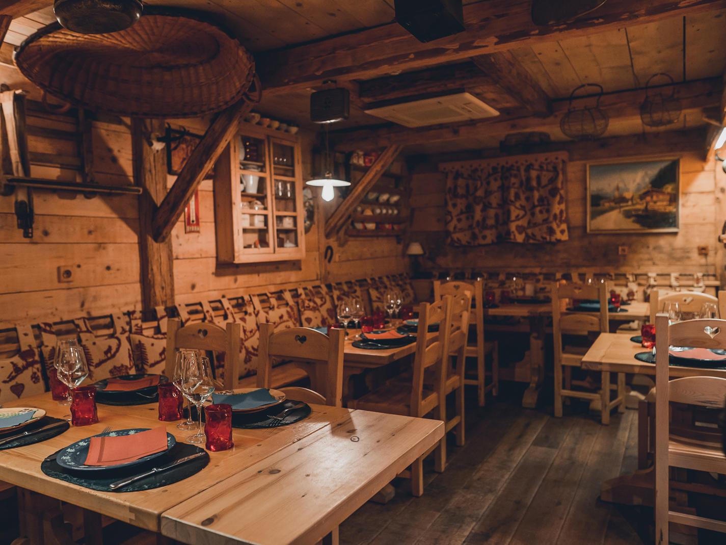 Restaurant de Les Gentianettes, The Originals Relais