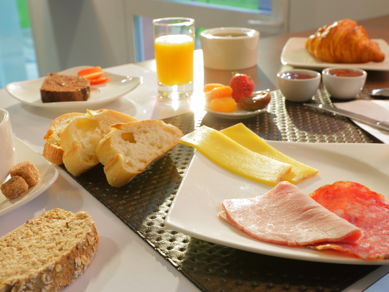 petit dejeuner salé saint james hotel