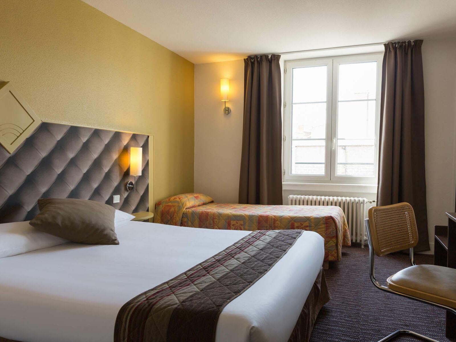 Chambre privilège - Hôtel Bristol Le Puy en Velay