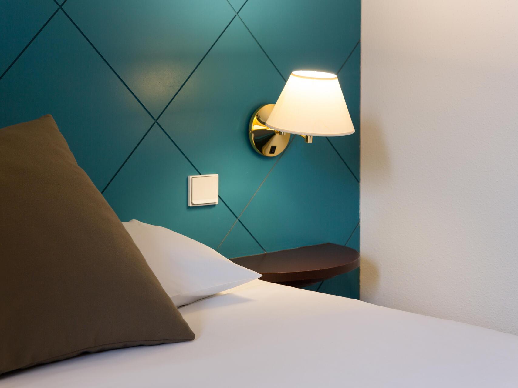 Chambre Confort - Hôtel Bristol Le Puy en Velay