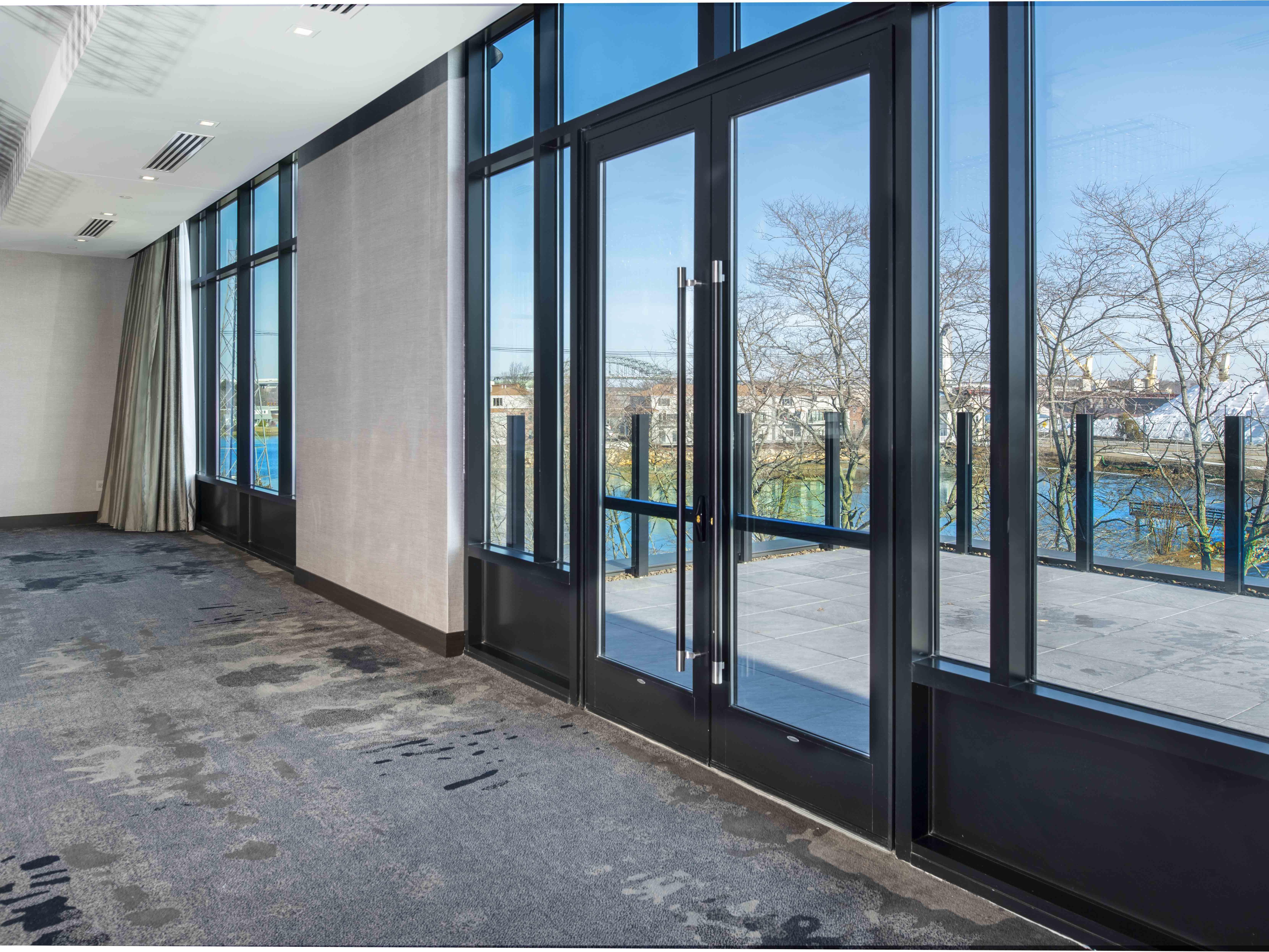 door to outside terrace