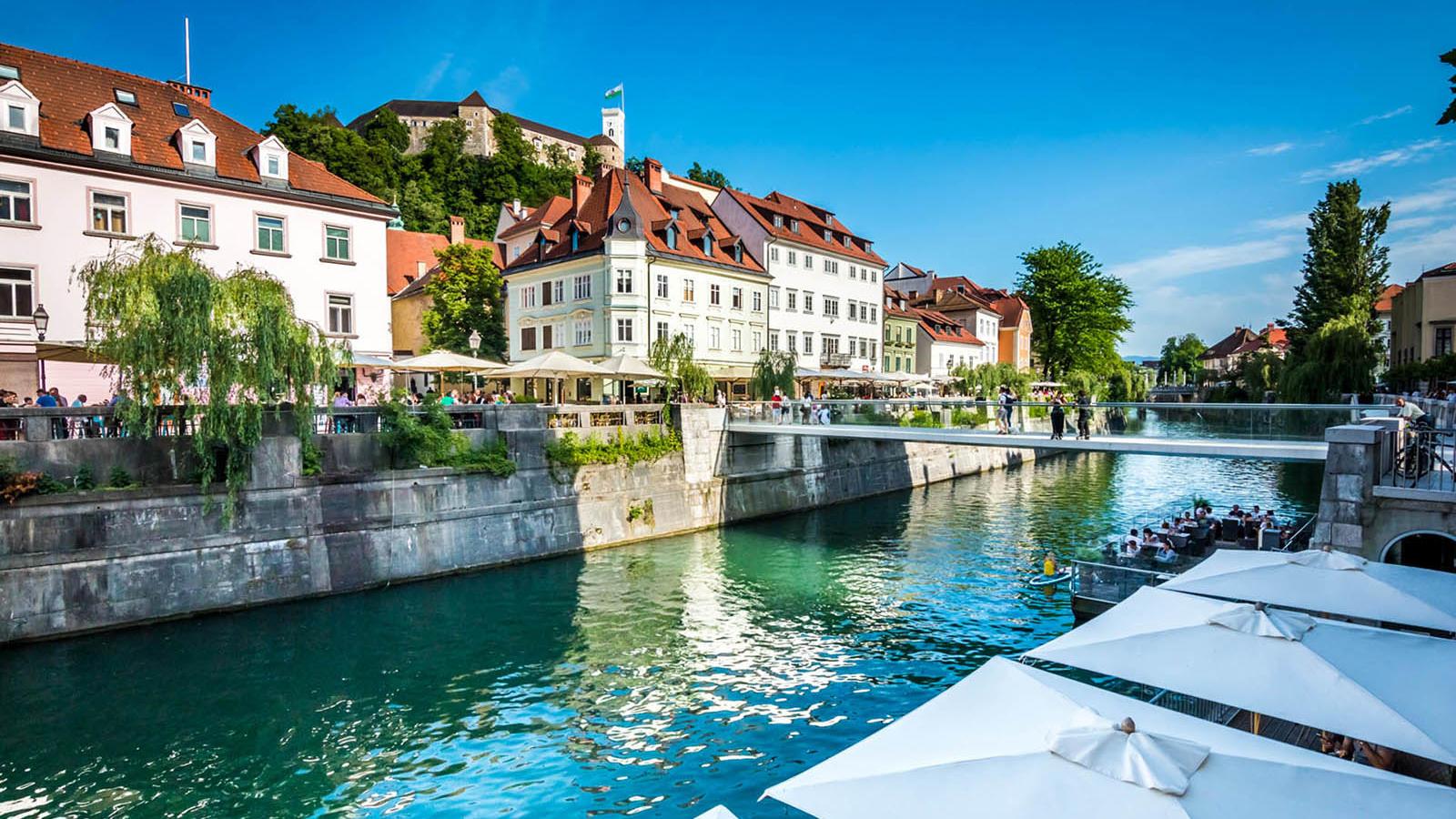 Ljubljana's Bridges