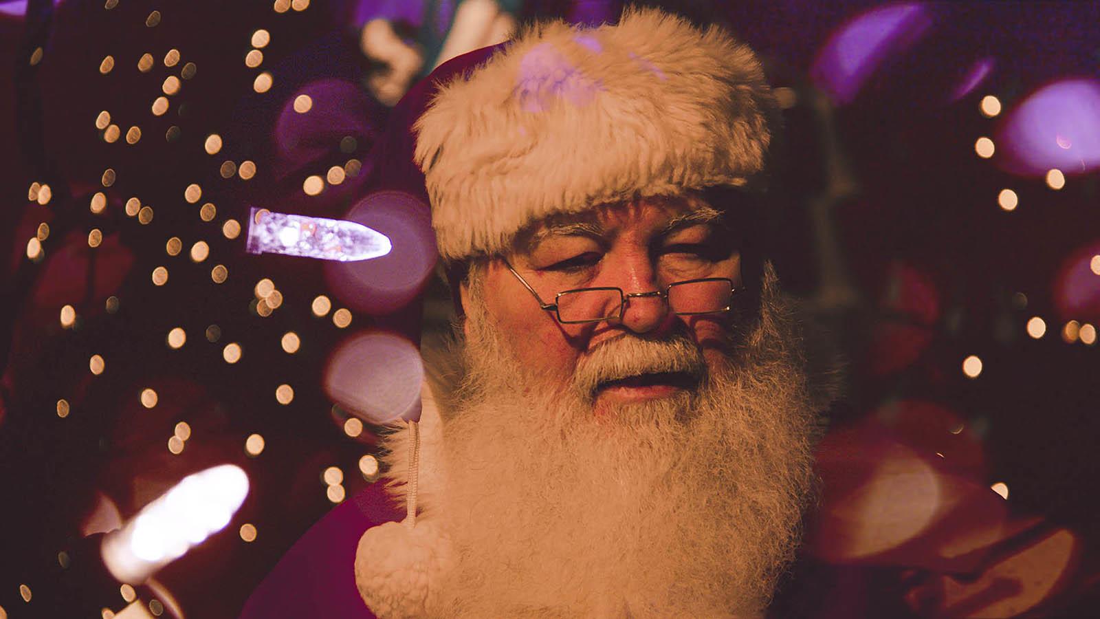 Santa Claus in Ljubljana