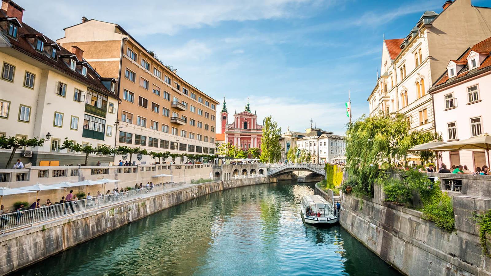 Ljubljana Rivers