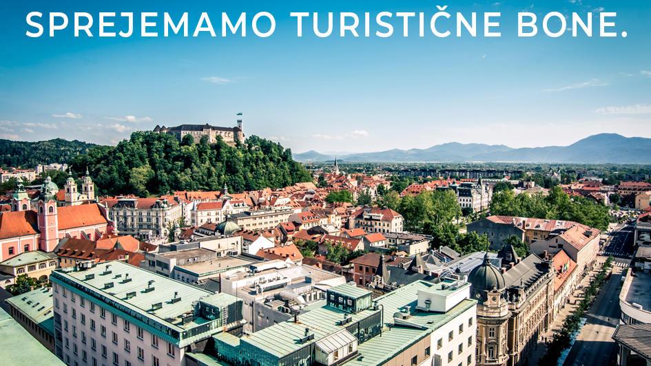 Turistični boni Ljubljana Union hoteli