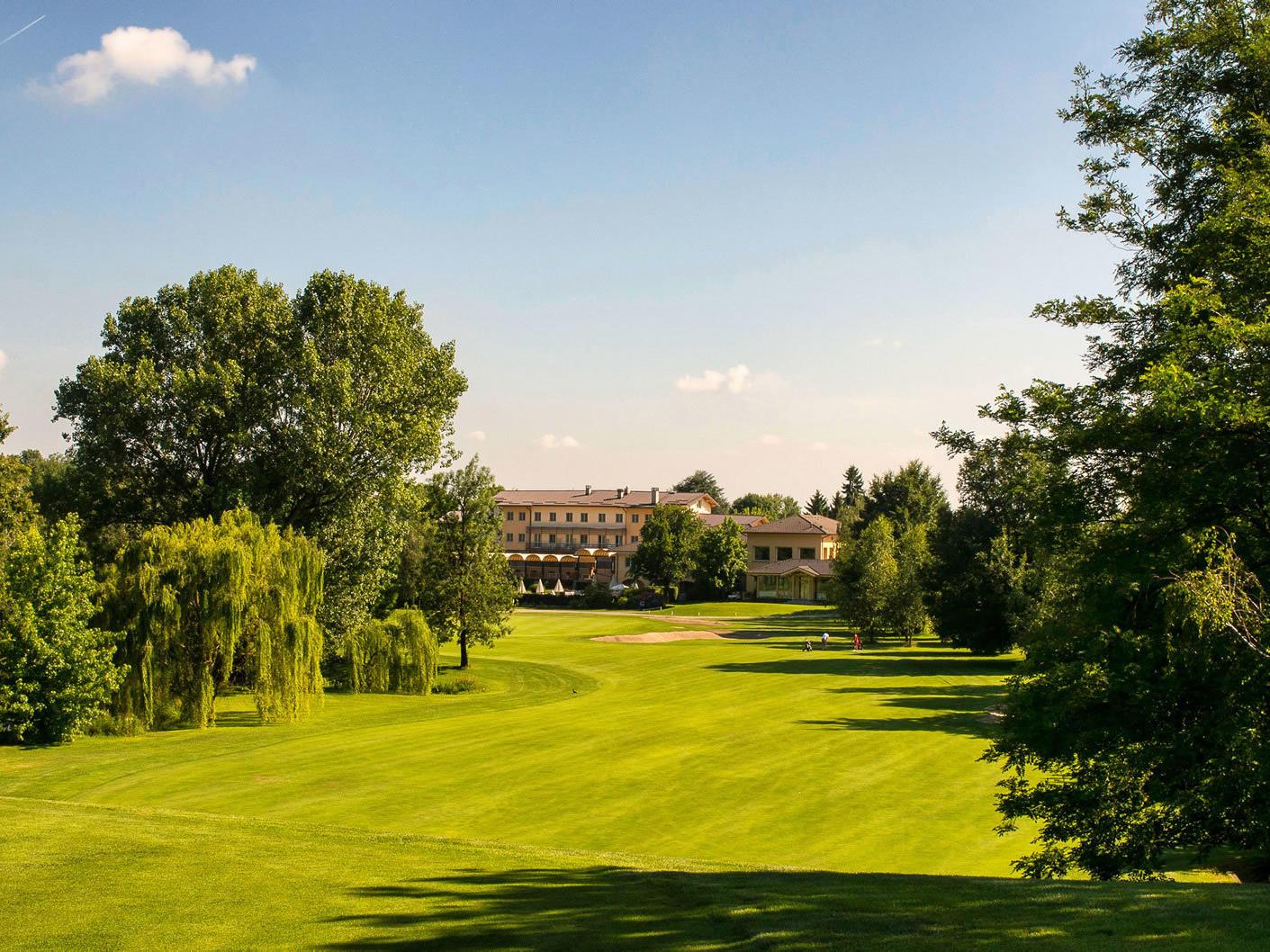Golf Hotel Cavaglia