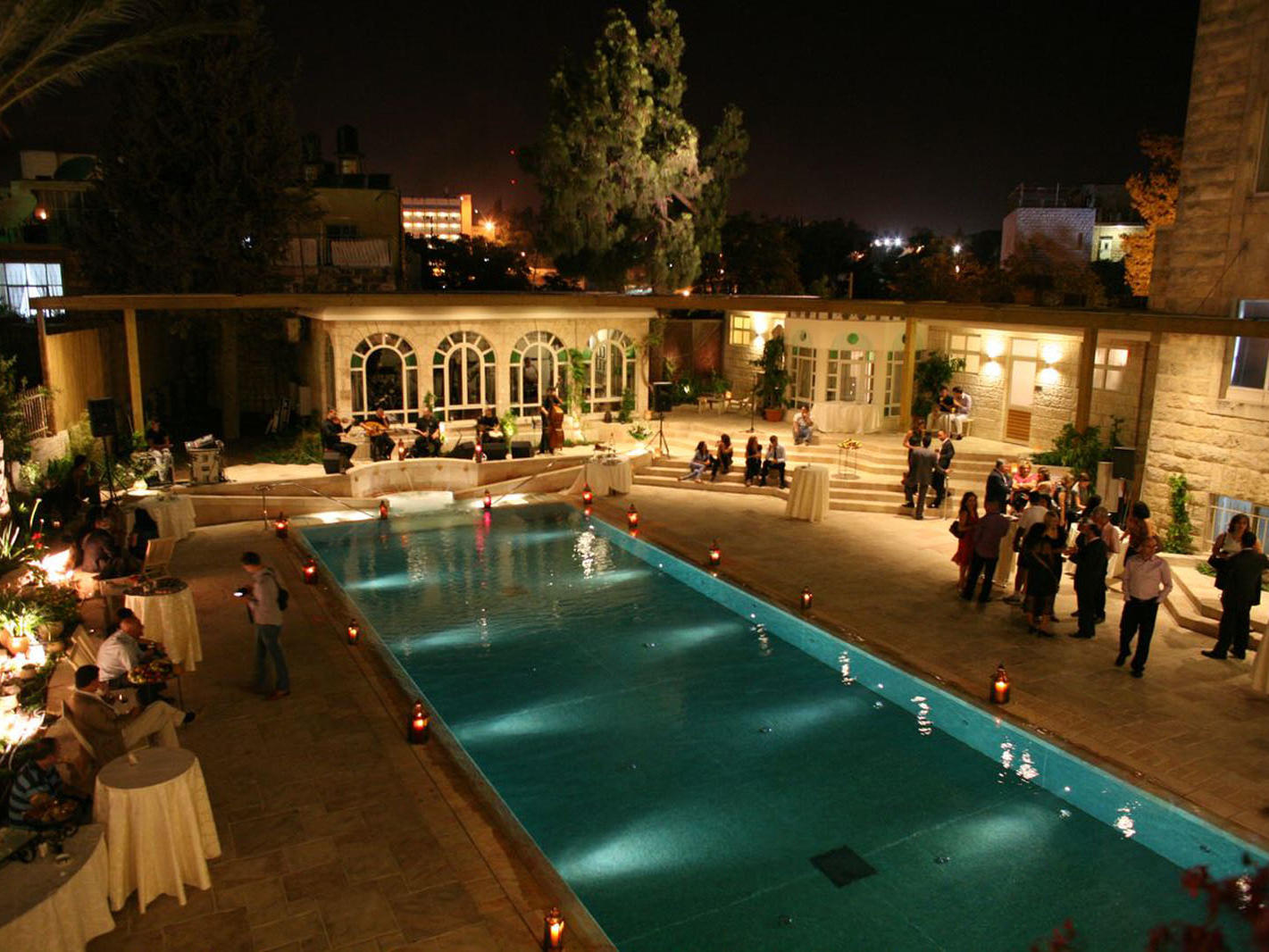 Special Events at The American Colony Hotel in Jerusalem