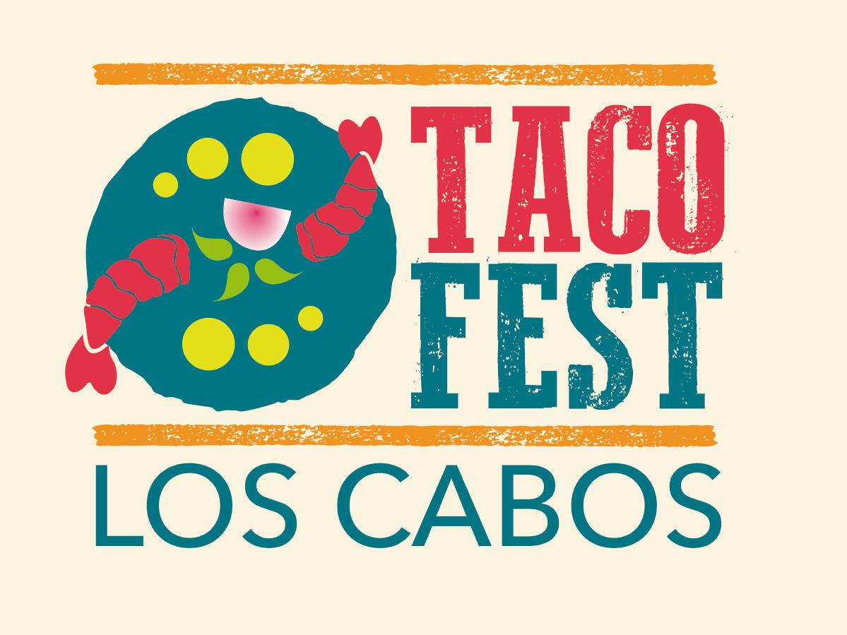 Taco Fest Los Cabos Graphic