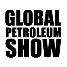 logo for global petroleum show