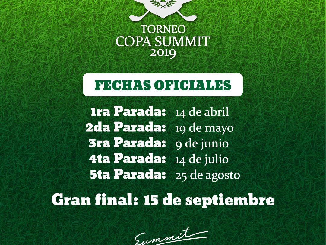 Copa Summit Tournament 2019
