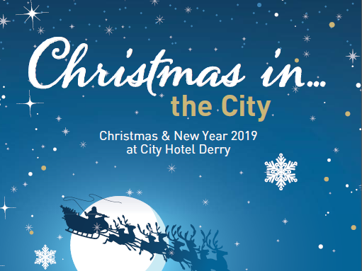 Christmas Eve 2019.Special Events City Hotel Derry