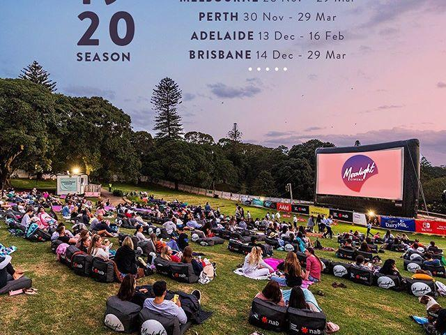 Moonlight Cinema dates