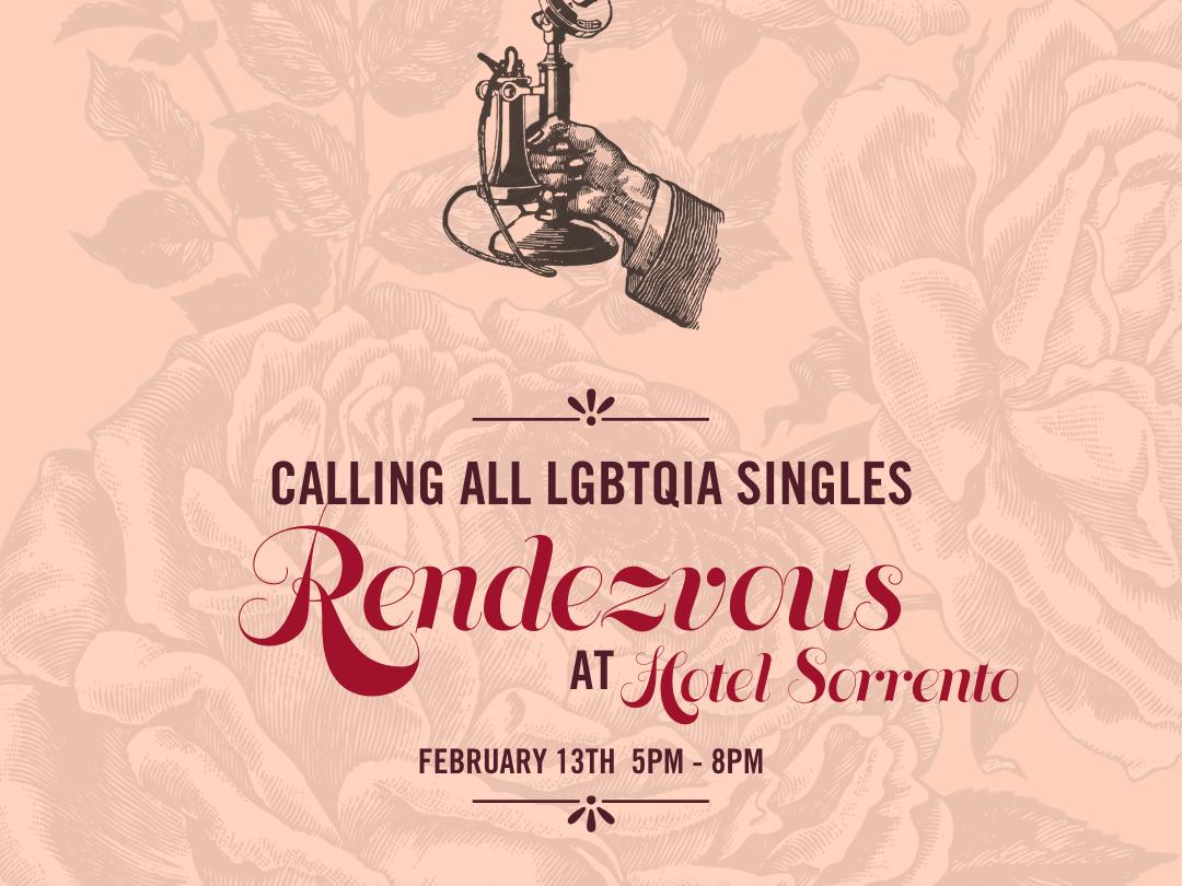 graphic design vintage phone calling all singles hotel sorrento