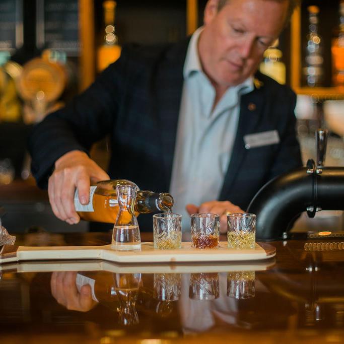 Whisky Tasting at Eldorado Lounge Kelowna, BC