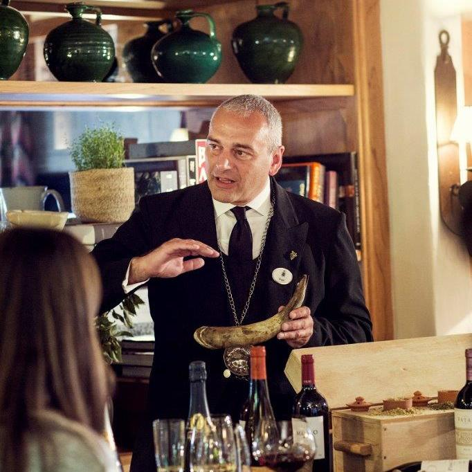 Angel Gonzalez, our Sommelier, will lead this masterclass about sherry wine