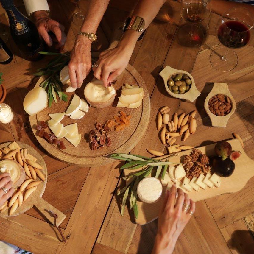 Prepare delicious tapas at the Clubhouse in Marbella Club