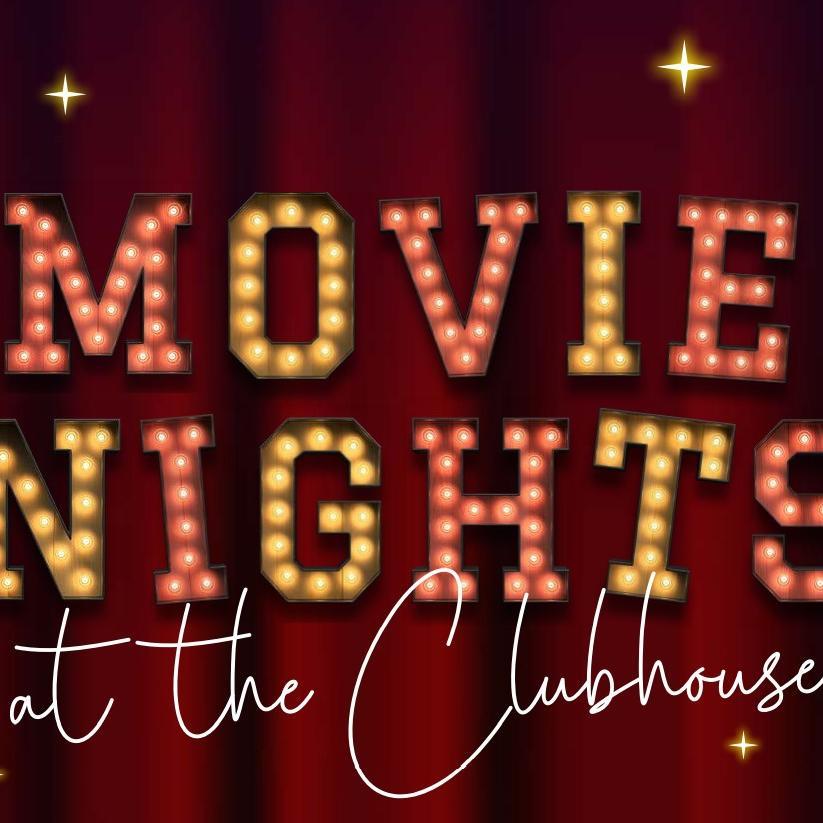 noche de cine en familia en el clubhouse de Marbella Club