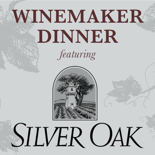 Silver Oak Winery Logo