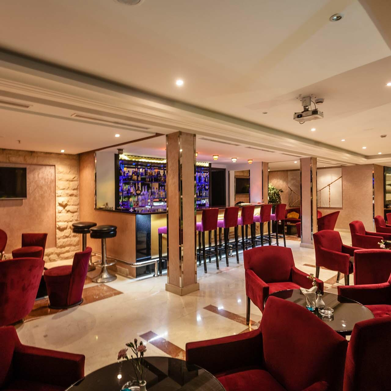 Comfortable Chairs - Farah Rabat Hotel