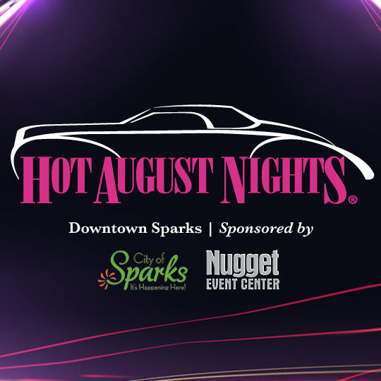 Hot August Nights Event Logo