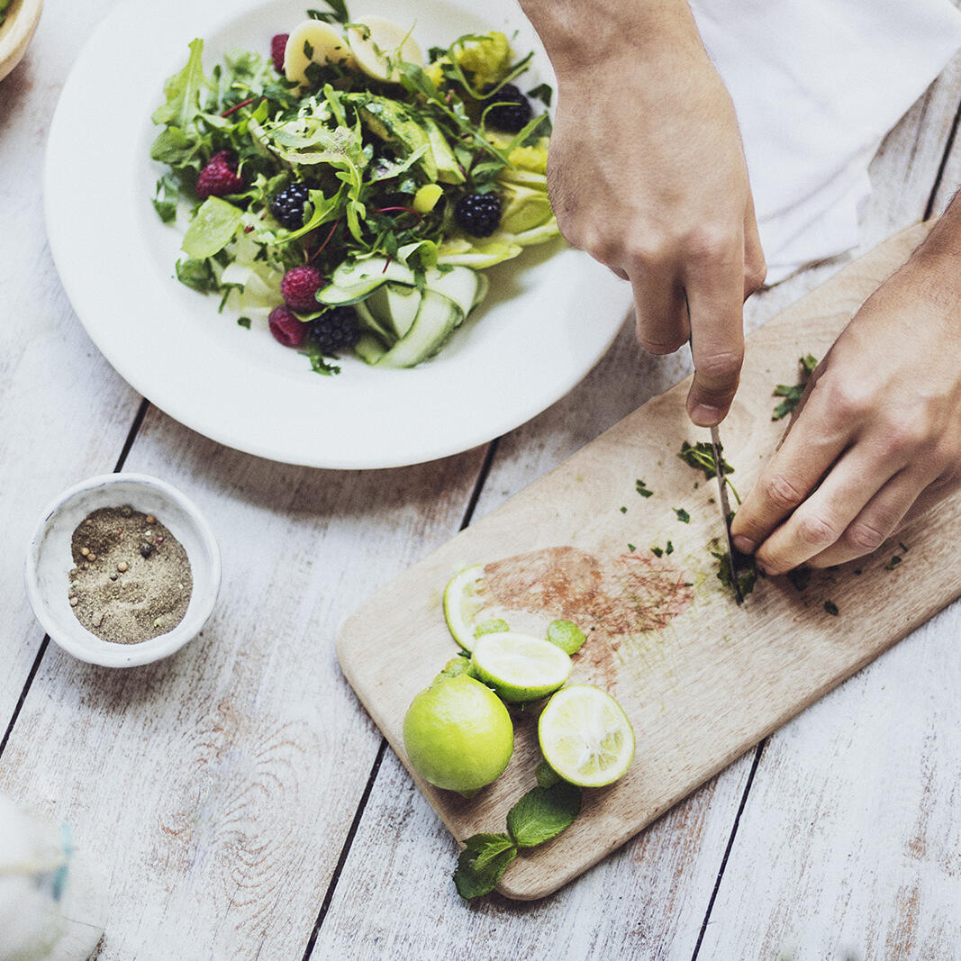 Nutritional Wellness activities at the Holistic Studio at Marbella Club