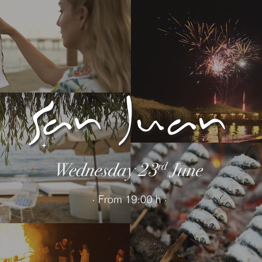 San Juan Night at Marbella Club