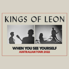Image of Kings of leon Poster