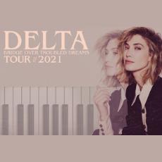 Image of delta Goodrem singer tour 2021