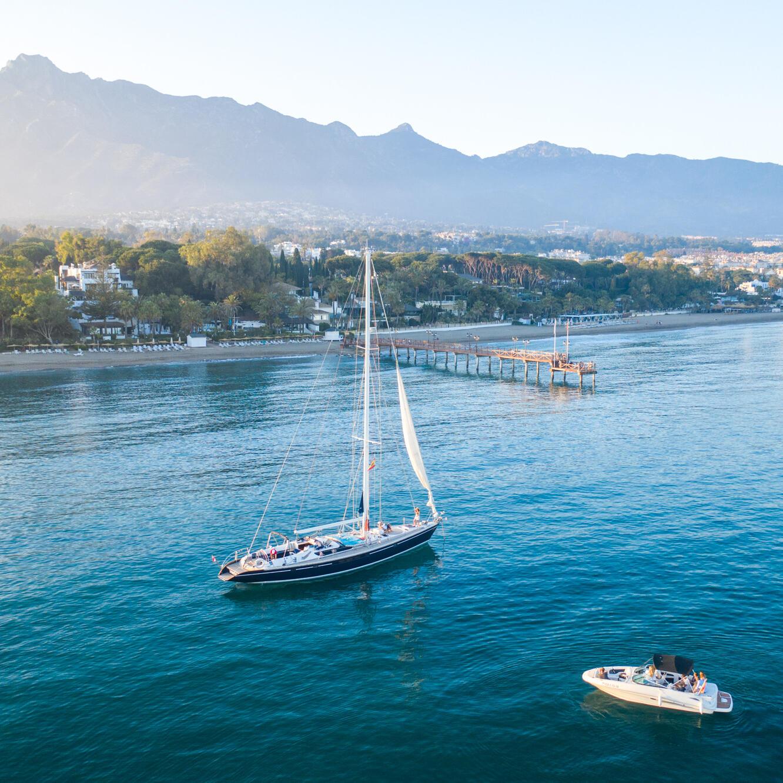 Private sailing - Marbella Club Hotel