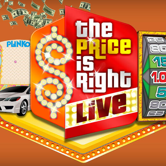 The Price is Right Live Event Logo