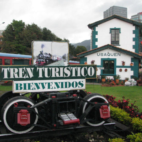 Estación de Tren Usaquén