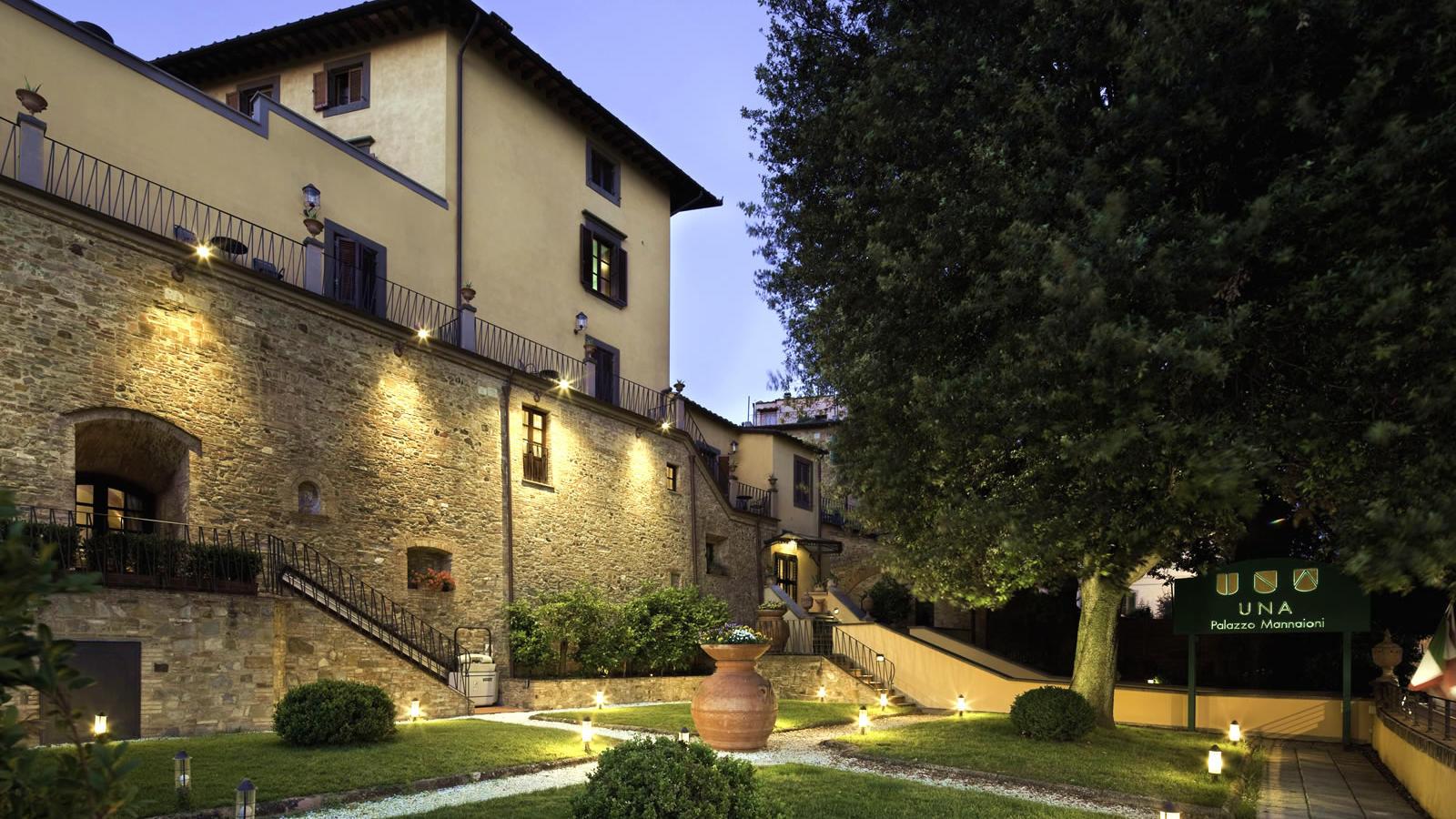UNAHOTELS Palazzo Mannaioni Toscana