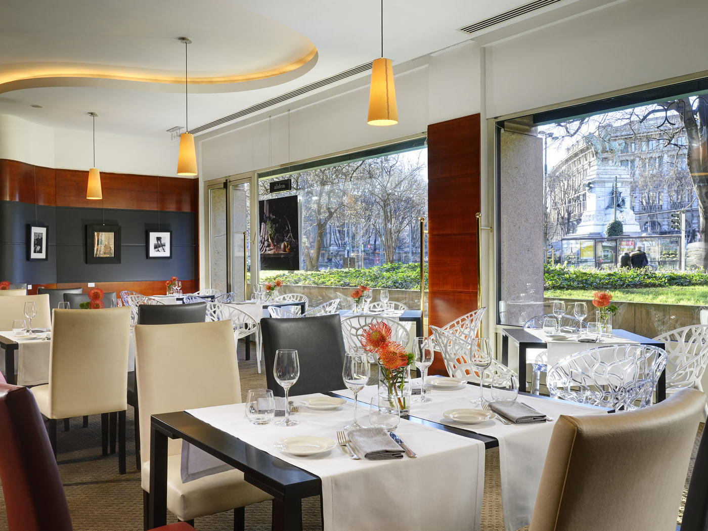 Restaurant | UNAHOTELS Cusani Milano