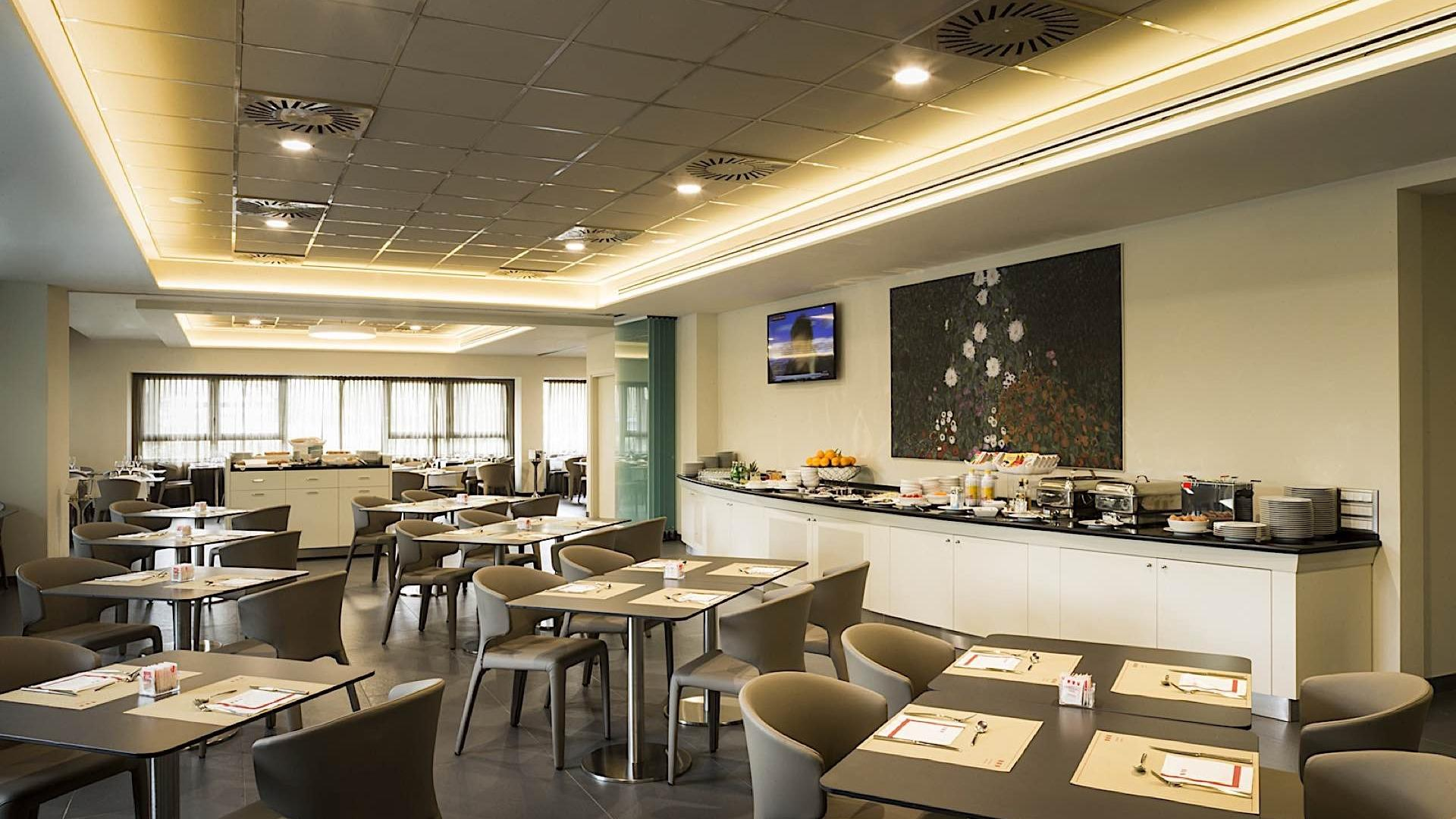 Breakfast Room   Bologna Fiera