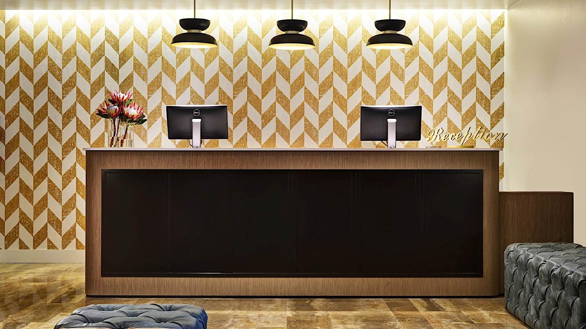 Lobby | Linea Uno Hotel & Residence Milano