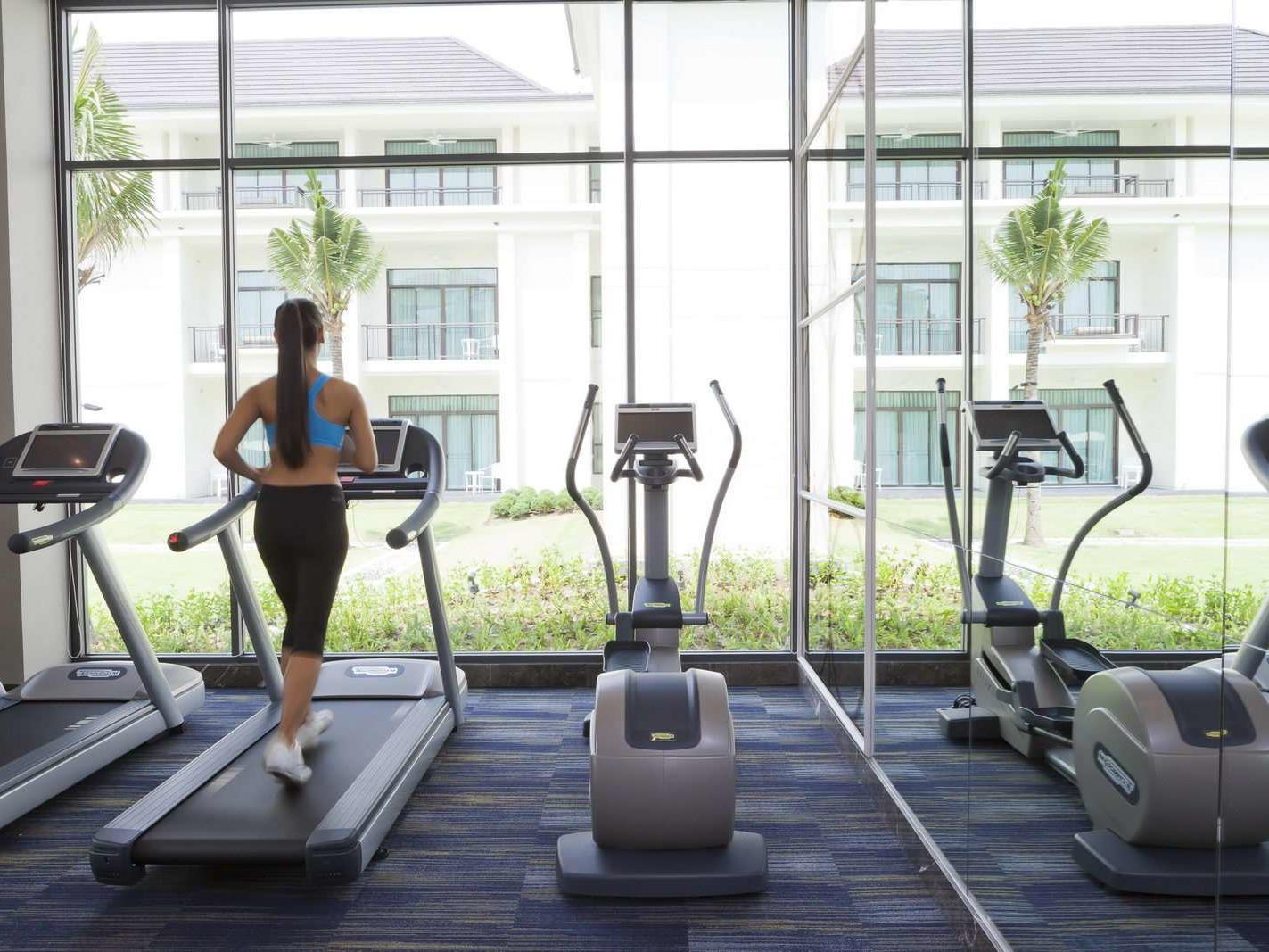 Gym - U Hotels and Resorts